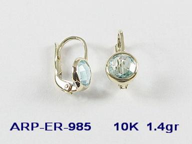 10K Children's Earrings