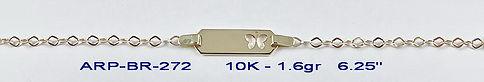 10K Children's Bracelets