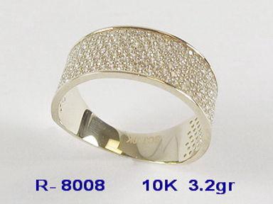 10K Yellow Gold Rings