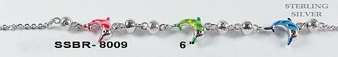 Sterling Silver Children's Bracelets