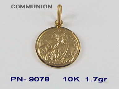 10K Communion Medals
