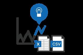aiforce solutions(エーアイフォースソリューションズ)は自動収集、集計・加工し、製品別需要を予測するシステムを構築を支援いたします。