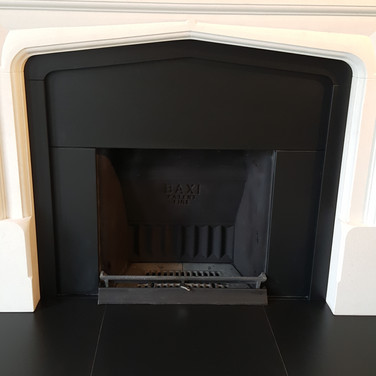Baxi Burnell Open fire