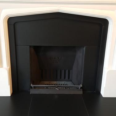 Baxi Burnell Open fire