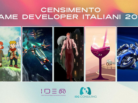 Videogiochi Italiani - eccellenze e buone notizie