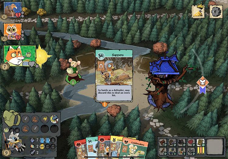 Root Digital Gameplay