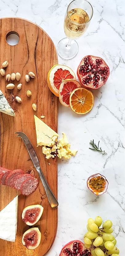 Cheese Charcuterie Platter