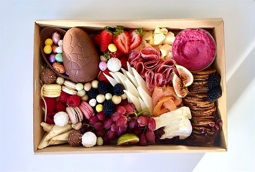 Easter Sweet + Savoury Box