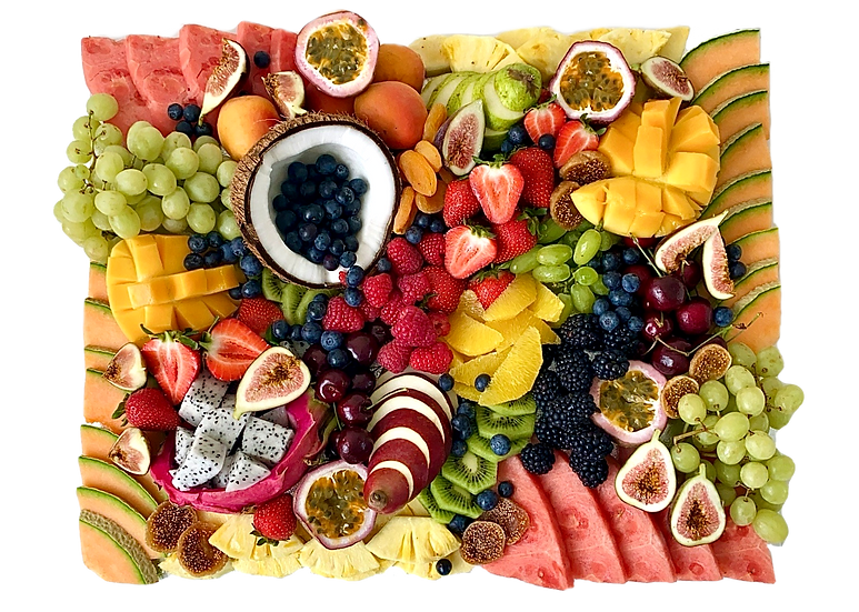 Large Seasonal Fruit Platter