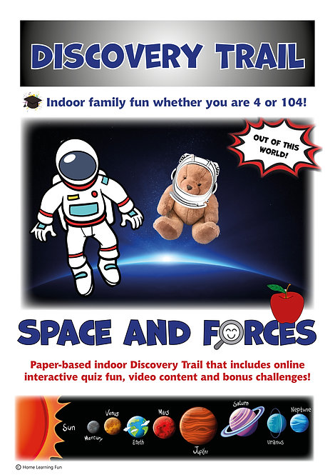 Discovery Trail Space & Forces (Download)
