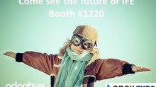 Adaptive will show you the future of IFE at booth 1220