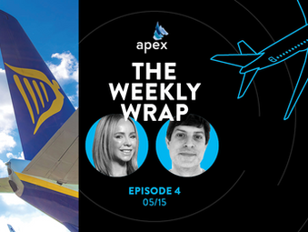 The Weekly Wrap: In-Flight Media, Touchless Tech & Ryanair's Bathroom Pass