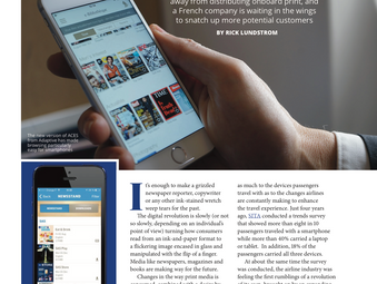 Newsstand in hand, interview of Adaptive CEO Laurent Safar