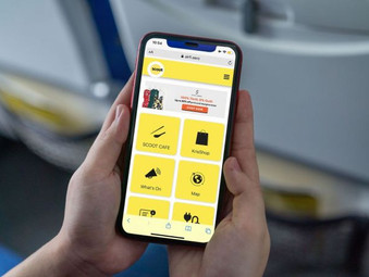 Scoot to offer inflight portal for low-touch travelling experience