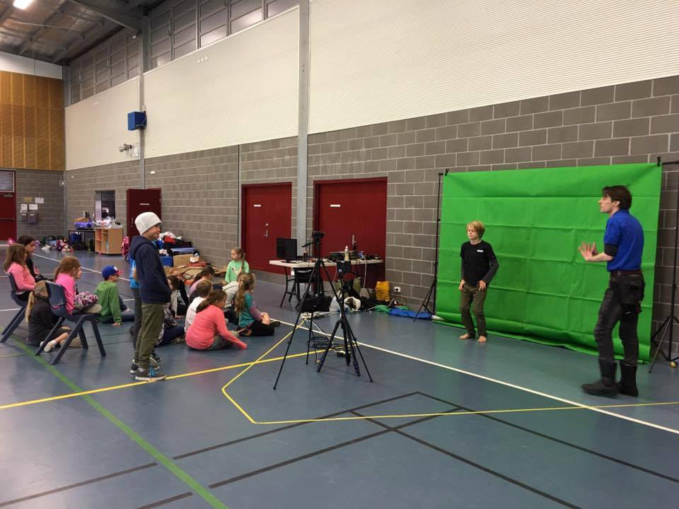 Green Screen Workshops