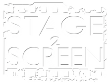 stage2screen logo white