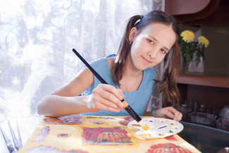 9 Processes of Art Therapy for Special Educational Needs (SEN)