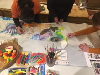 Community Open Arts at the Cabin
