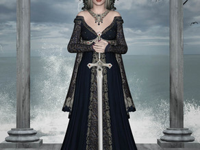 Bringing Forth the Ancient Knowledge of Lady of the Lake of Avalon (Lady Vivian)