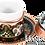Thumbnail: Hand Made Copper Turkish Coffee Set & Espresso Set & Tea Set for Six