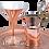 Thumbnail: Moscow Mule Handmade Copper Martini Glass, Goblet - 7.6 fl.Oz (225ml)