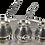 Thumbnail: Engraved Copper Coffee Pot Set - Small-250ml / Medium-350ml / Large- 500ml