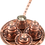 Thumbnail: Traditional Design Hand Made Copper Turkish Coffee Set & Espresso Set for Two
