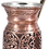Thumbnail: Handmade Copper Turkish Coffee Pot with Brass Handle - Large -13oz (400ml)