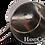 Thumbnail: Handmade Antique Copper Mug - 15 fl.Oz (450ml)