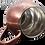 Thumbnail: Handmade Antique Copper Barrel Mug - 20 fl.Oz (600ml)