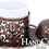 Thumbnail: Traditional Design Cast Zamak Turkish Coffee Set for Six- Bronze