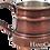 Thumbnail: Handmade Antique Copper Mug - 13 fl.Oz (400ml)