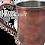 Thumbnail: Handmade Antique Copper Mug - 25 fl.Oz (750ml)