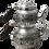 Thumbnail: Handmade Engraved Copper Tea Pot Set, Tea Maker, Samovar