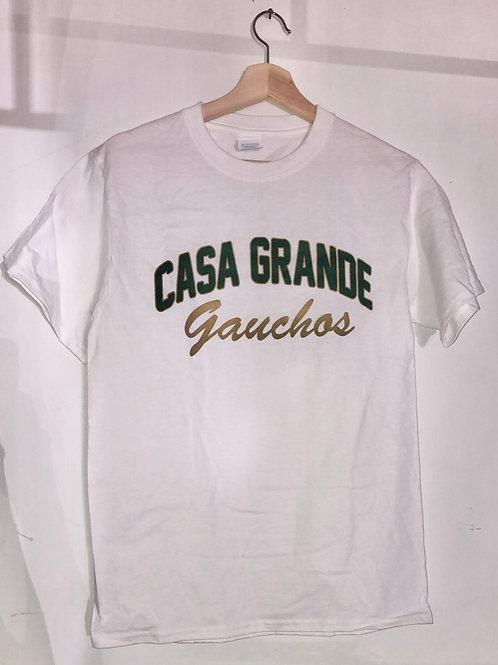 White Gauchos Tee V1