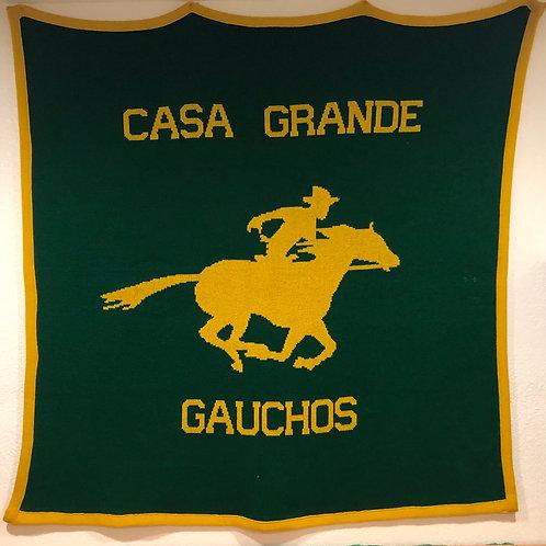 Large Casa Blanket