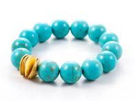 """Chunky """"Turquoise"""" Bracelet"""