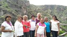 Ñepi Behña se fue a Alemania con motivo de los 10 años del Programa Welwärts