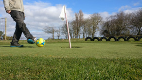 Play Football Golf Every Day!