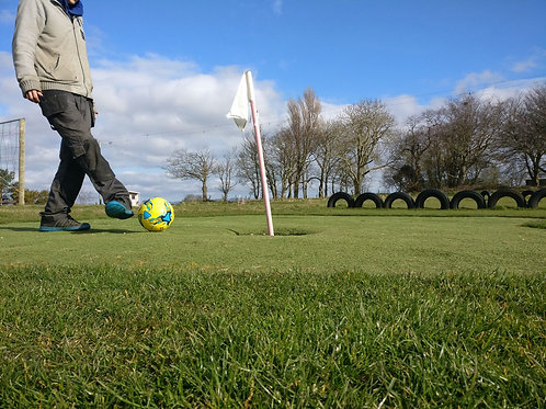Football Golf Voucher