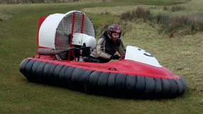 Hovercraft Experience Cost