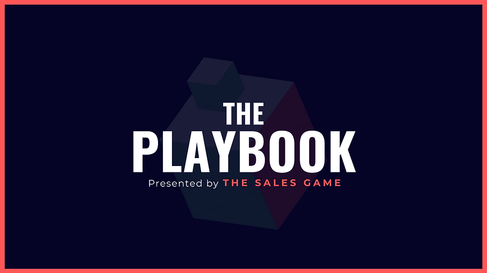 The Playbook (Hard Copy + Digital)