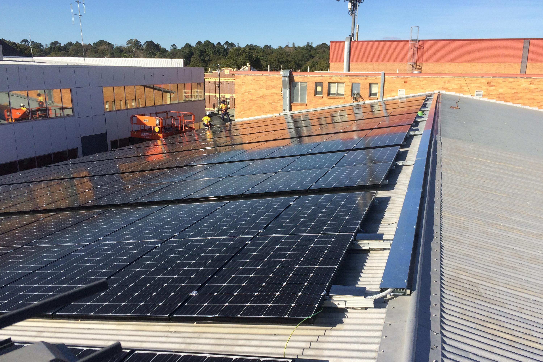 Swift Energy Group - Solar