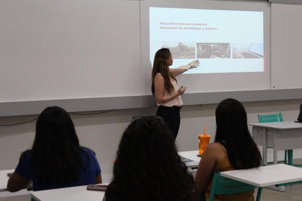 Aula apresentação do curso