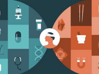 How I Integrate Eastern & Western Medicine Options