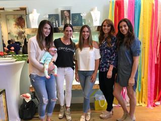 Rangers Wives Host Fundraiser at Kendra Scott