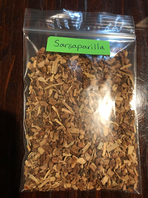 Sarsaparilla (30 grams)