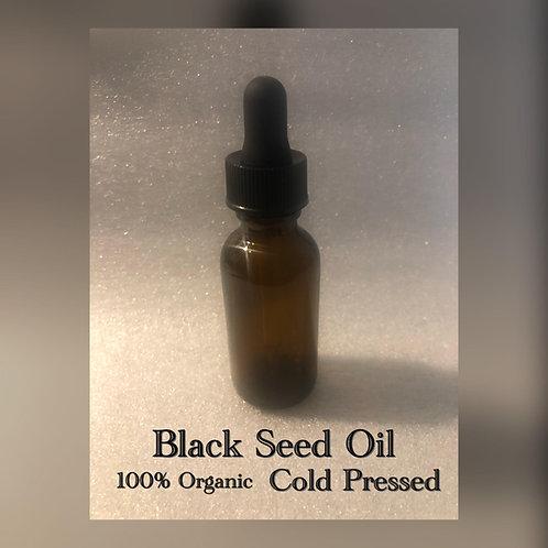 Black Seed Oil (1 oz) w/ Dropper
