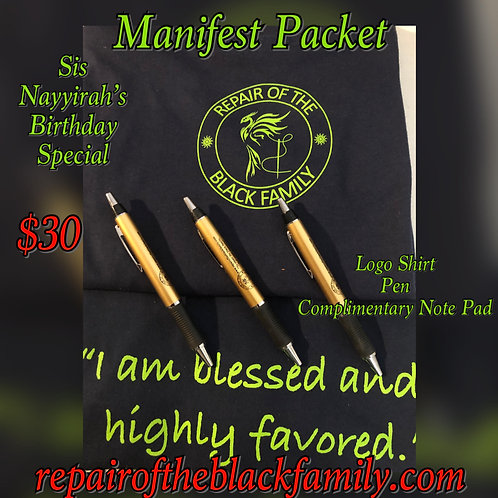 Manifest Special