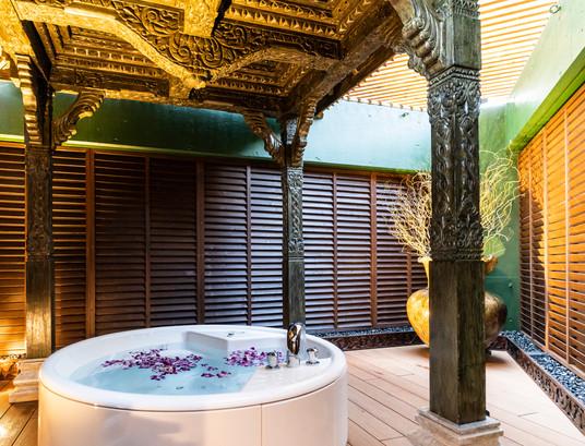 貸切露天風呂も無料でご利用いただけます。